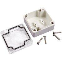 Plastové pouzdro IP66 Hammond Electronics, (d x š x v) 240 x 160 x 90 mm, šedá