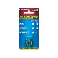 Náhradní žárovka Ampercell KPR102 Krypton, 00181, P13.5, 2 kusy