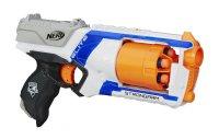 Pistole NERF ELITE STRONGARM s pumpující rukojetí pro rychlou střelbu