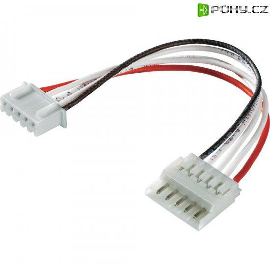 Nabíjecí kabel Li-Pol Modelcraft, XH/EH, 6 článků - Kliknutím na obrázek zavřete