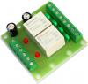 Rozšiřující deska relé pro GSM komunikátor