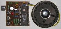 Záznamový zvukový modul
