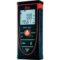Laserový měřič vzdálenosti Leica Geosystems DISTO-D210, 0,05 - 80 m