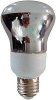 Úsporná žárovka 230V/11W E27 reflektorová 63mm, denní bílá DOPRODEJ