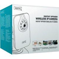 Bezpečnostní síťová kamera Digitus Plug&View OptiView DN-16028, 640 x 480 px
