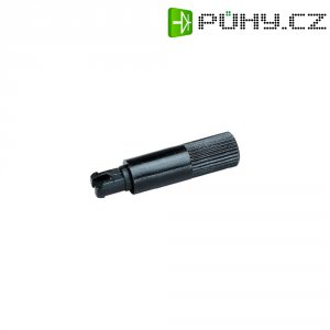 Hřídel k trimru Piher 5207, 6 x 31,8 mm, černá