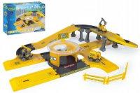 Stavebnice WADER KID CARS 3D STAVBA 3.7 m