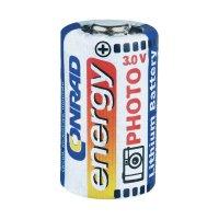 Lithiová fotobaterie Conrad energy CR 2