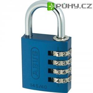 Visací zámek na heslo ABUS ABVS48807, 41.5 mm, hliník