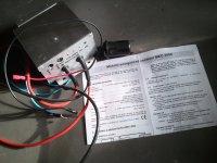 Solární regulátor MEC3000 - použité zboží