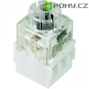 Tlačítko bez krytky Schlegel, BTLO5K, 250 V