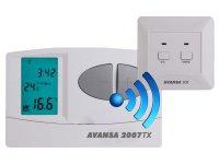 Termostat AVANSA 2007 TX bezdrátový