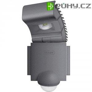 Venkovní LED osvětlení s detektorem pohybu Osram Noxlite LED Spot, 8 W, černá