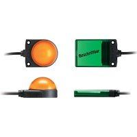 LED světelná signalizace Idec LH1D (LH1D-D2HQ4C30RG), IP67, 47 x 40 x 28,3 mm, červ./zel.