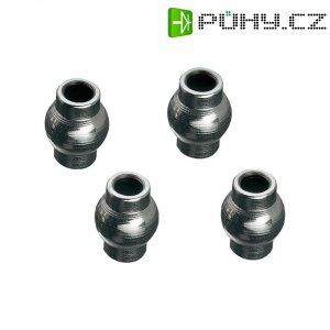 Kuličky kloubů Reely, 7 x 10 mm, 3 mm otvor, 4 ks (MV113)
