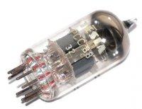 Elektronka PCC88 TESLA