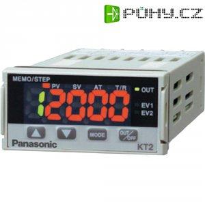 Panelový termostat Panasonic KT2, 24 V AC/DC, tranzistor 12 V/DC/40 mA