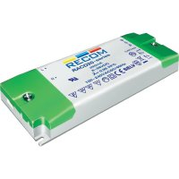 Napájecí zdroj LED Recom Lighting RACD20-500, 6-40 V/DC, 500 mA