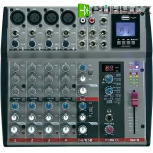 Mixážní pult Phonic AM440DP