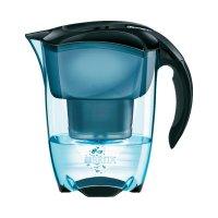 Vodní filtr Brita Elemaris Cool Meter, 1400 ml, černá