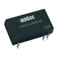 High-Power napájecí zdroj LED Serie Aimtec AMLDV-4860-NZ, 0,6 A