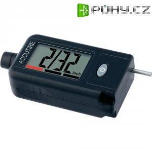 Měřič tlaku a hloubky vzorku pneumatik, 21253, 0,35 - 6,8 bar, 0 - 15 mm