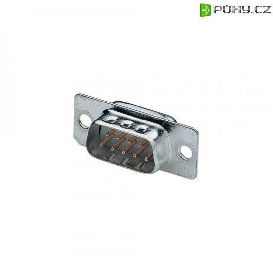 D-SUB kolíková lišta, 50 pin, 180 ° - Kliknutím na obrázek zavřete