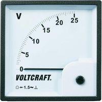Analogové panelové měřidlo VOLTCRAFT AM-96x96/25V 25 V