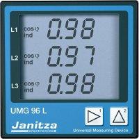 Vestavný měřicí přístroj Profi Bus Janitza UMB 96 S