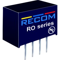 DC/DC měnič Recom RO-3.312S (10001964), vstup 3,3 V/DC, výstup 12 V/DC, 83 mA, 1 W
