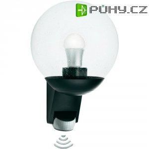 Venkovní svítidlo s PIR senzorem Steinel L 585, E27, černá (05535)