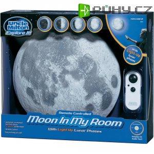 Měsíc do pokoje Uncle Milton Moon in my Room