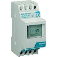 Digitální spínací hodiny na DIN lištu Suevia Data Micro, 230 V/AC, 1x UM