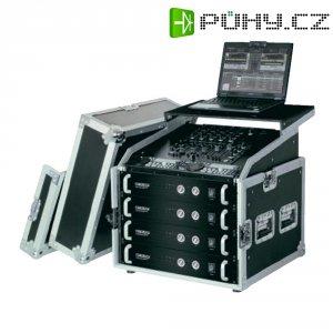 Racková skříň s odkládací plochou Reloop Rack Case Pro, 8 HE
