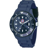 Ručičkové náramkové hodinky FC Bayern Candy Time Quartz, silikonový pásek, modrá