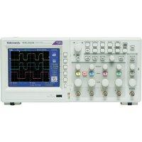 Digitální paměťový osciloskop Tektronix TDS2024C, 4 kanály, 200 MHz
