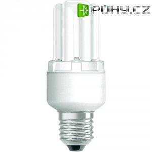 Úsporná žárovka trubková Osram Superstar E27, 8 W, teplá bílá