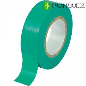 Izolační páska SW10-158, 19 mm x 10 m, zelená