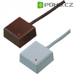 Pasivní detektor rozbití skla s pamětí Abus, GB3010B, hnědá