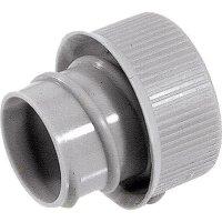 Rovná LappKabel SILVYN® EE-K 11 GY 52023360, 17 mm, šedá, 1 ks