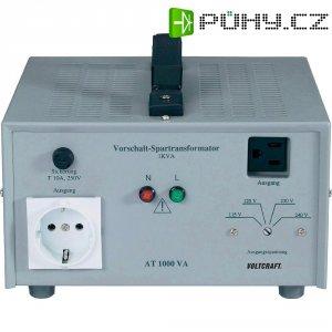 Předřadný transformátor VOLTCRAFT AT-1500 NV