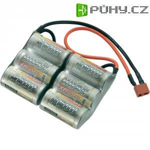 Akupack NiMH (modelářství) Conrad energy, 7.2 V, 4600 mAh, T zásuvka