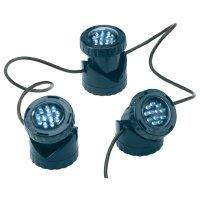 LED osvětlení jezírka Fiap Light Active Set, 2765, IP44, 5 W, 3 ks