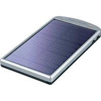 Přenosná solární nabíječka SL04, 2200 mAh