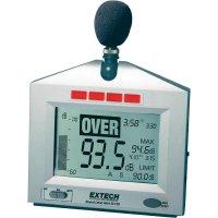 Hlukoměr s monitorem Extech SL130G, 31.5 - 8000 Hz