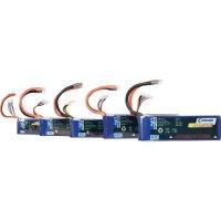 Akupack Li-Pol (modelářství) Conrad energy, 3.7 V, 1200 mAh, 20 C, otevřené kabelové koncovky