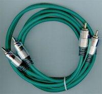 2xCinch-2xCinch HiFi kabel 5mm/1,5m DOPRODEJ