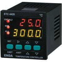 Panelový PID termostat Suran Enda ETC4420, 230 V/AC