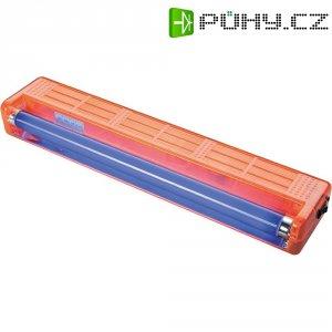UV zářivka, 15 W, 46,5 cm, červená