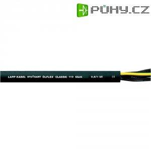 Datový kabel LappKabel Ölflex CLASSIC 110, 2 x 0,75 mm², černá, 1 m